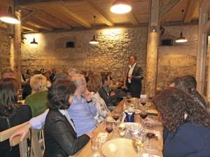 Christian Thoma präsentiert Weine aus Deutschland, Italien und Spanien