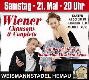Wiener Chansons und Couplets